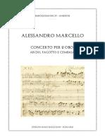 IMSLP199124-PMLP339185-A Marcello Concerto Per 2 Oboi Fa Score