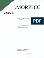 Anamorphic - J. Baltrusaitis