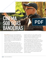Revista Filme B - Cinema Sob Duas Bandeiras - Ent. Bruno Barreto