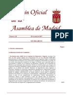 170420 Proyecto Ley Publicado en BOAM