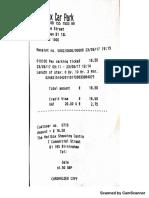 Car Park Payment