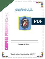 Carpeta Didactica Modelo