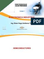 Semana 2.1 - Semiconductores
