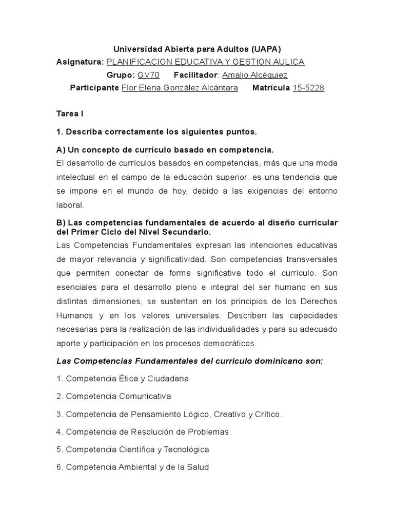 Lujoso Curriculum Vitae Basado En La Competencia Ornamento - Ejemplo ...