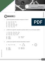 QM-25 Químicaorgánica I propiedades del carbono e hidrocarburos