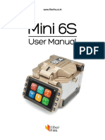 Mini 6S Manual Ingles