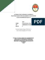 Tugas Studi Lapang Calon Hakim