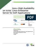 SAP Solutions - High Availability on SUSE® Linux Enterprise Server.pdf