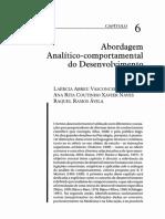 Vasconcelos Et Al (2010). AC e Desenvolvimento