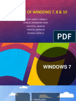 It1 Features of Windows 7