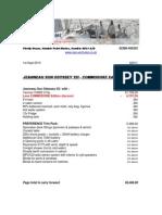 Jeanneau Sun Odyssey 33i - COMMODORE Edition