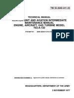T700 engine TM-55-2840-241-23