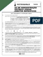 Provas Petrobras, Br e Transpetro