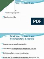 Piad,Respiratory Drugs