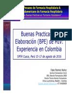 Buenas Prácticas de Elaboración-Colombia Congreso SPFH %5bModo de Compatibilidad%5d