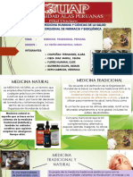 Medicina Tradicional Peruana 1