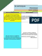 Programa de Solfeo Udea 2018