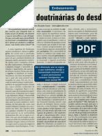 As bases doutrinárias do desdobramento magnético induzido  _ Vitor Ronaldo Costa