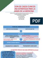 3.- Explicacion y Demostracion de Como Sustentar Los Casos- Plateamiento de Problema