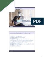 MAXIMUS Procurement Training PowerPoint