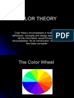 Color Theory 1 Power Point