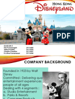 Syndicate 3 Hong Kong Disneyland