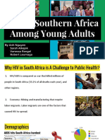 group for public health challenge presentation