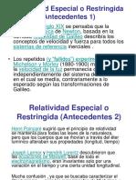 Relatividad Especial.ppt