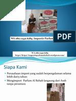 WA 0817.0330.6789 Importir parfum balqis al rehab Kirim ke Badung