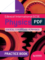 Edexcel International GCSE and Certificate Physics Practice Book
