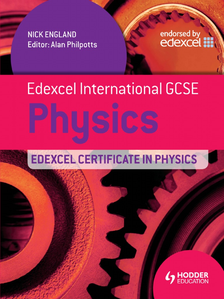 Edexcel International Gcse Physics Student 39 S Book Acceleration Relay Switch Speed