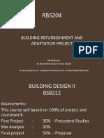 Building Design II