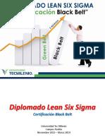 Diplomado Lean Six Sigma