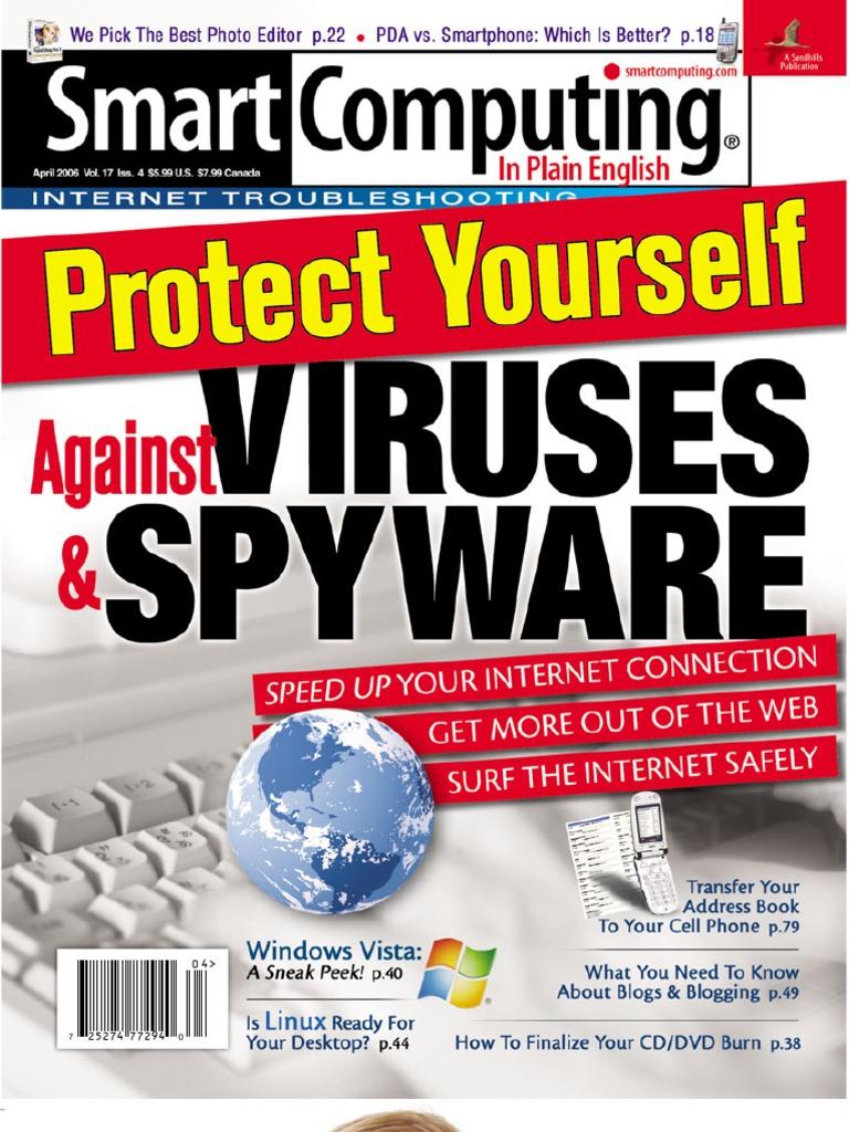 Smart Computing Apr com | Windows Vista | Personal Computers