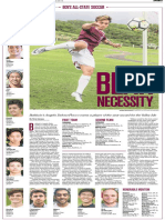 Boys All-State Soccer