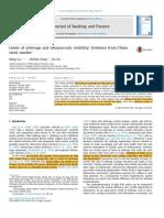 (2018) JBF Limits of Arbitrage and Idiosyncratic Volatility-Evidence From China Stock Market