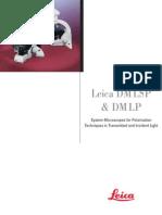 Brochure Leica Dmlsp&Lp English