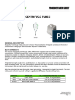 Magnetic Particle Centrifuge Tubes Product Data Sheet English(1)