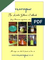 Maroque - Little Yellow Cookbook