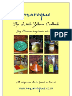 Maroque - Little Yellow Cookbook
