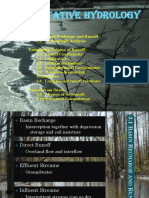 208711831 Quantitative Hydrology REPORT Pptx