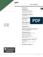 HOTPOINT-LFF8243X