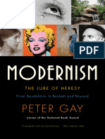 Peter Gay - Modernism (, W. W. Norton & Company).epub