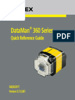 COGNEX DM360 Quick Reference