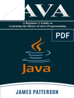 A Beginner's Guide to Learning the Basics of Java Programming 2015