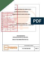 VP PC-7766-SSO-020 Operación Segura de Cama Baja Rev0 ST1
