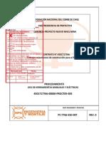 VP PC-7766-SSO-007 Uso Herramientas Manuales y Electricas Rev0 ST1