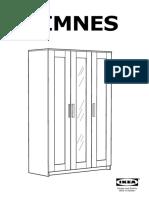 Brimnes Armario Con Puertas AA 808749 11 Pub