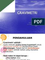 3-GRAVIMETRI TAMBANG