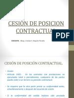 9.- Cesion de Posicion Contractual - Copia